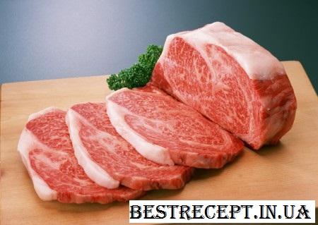 Філе з яловичини