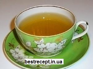 Чай із листя смородини чорної