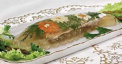 Щільна заливна риба