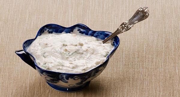 Основний білий рибний соус