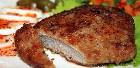 Ромштекс із яловичини