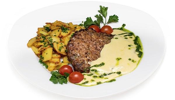 Філе смажене з яловичини